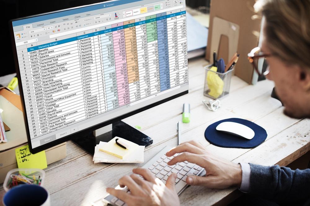 Spreadsheet-user