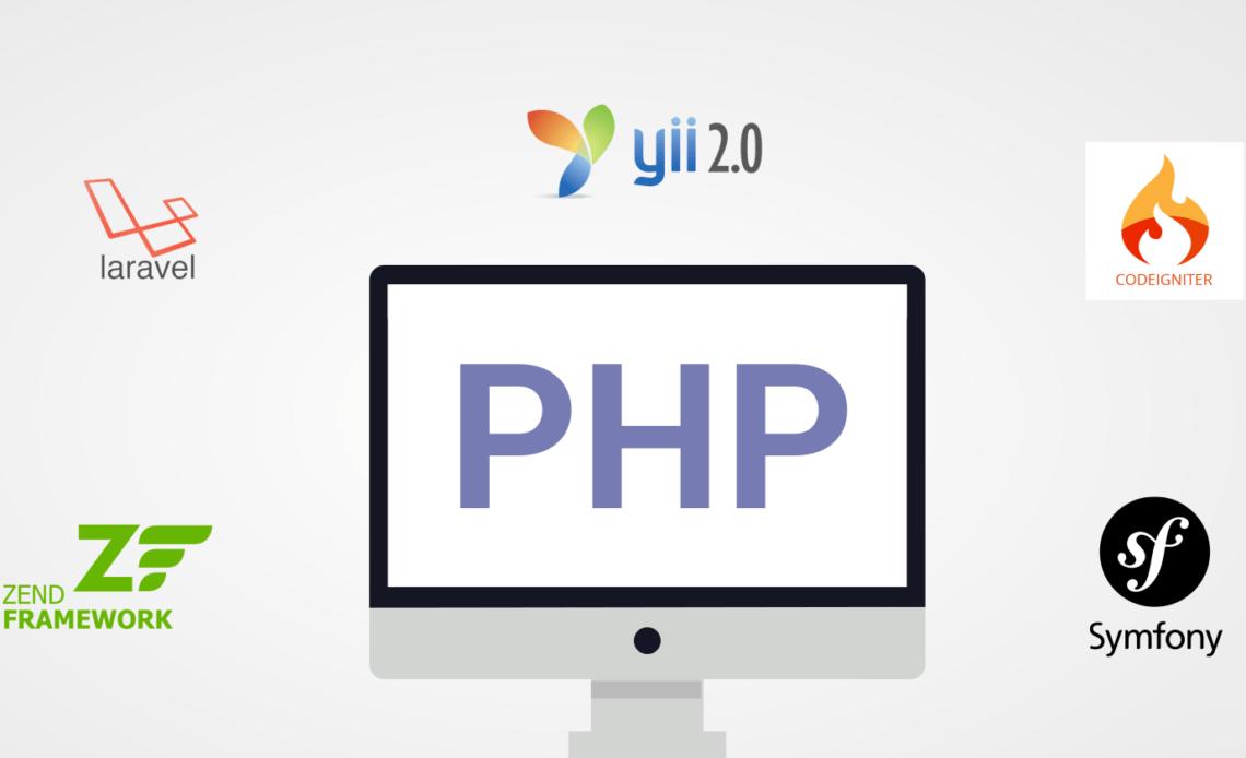 top-5-php-frameworks-for-web-development