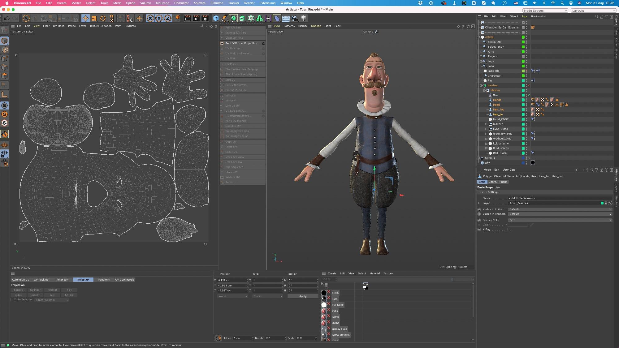 C4D_R23_Screenshots_UV_Enhancements