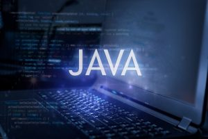 Java,Inscription,Against,Laptop,And,Code,Background.,Learn,Java,Programming