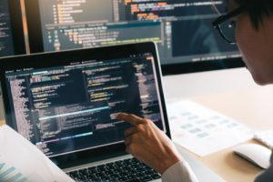 Professional,Development,Programmer,Cooperating,Meeting,Programming,Website,Working,A,Software