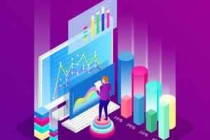 concepto-visualizacion-datos-fondo-isometrico_23-2148100134