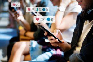 médias sociaux B2B